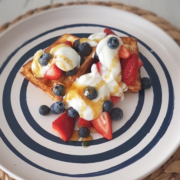 waffle scharuk
